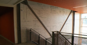 Commercial Wall Panels - Crossbars and wall